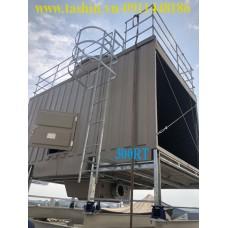 Tháp giải nhiệt nước 300RT - lắp đặt trên toàn quốc