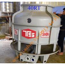 Tháp giải nhiệt nước 40RT - lưu lượng dòng chảy 31,2m3/giờ