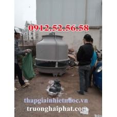 Công tyTNHH Trường Hải phát phối các loại tháp giải nhiệt nhập khẩu từ đài loan