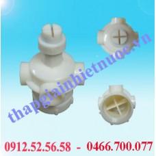 Linh kiện tháp giải nhiệt , tấm tản, tháp giải nhiệt nước được làm bằng chất liệu PVC