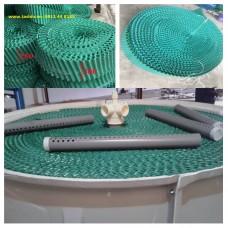 Tấm tản nhiệt PVC 250 - thay thế lắp đặt trên toàn quốc