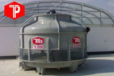 Tháp Giải Nhiệt Tròn TASHIN TSH-150~350 Phân Phối Chính Hãng Công Ty Trường Phát VINA