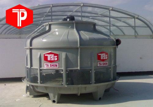 Tháp Giải Nhiệt Tròn TASHIN TSH-400~500 Phân Phối Chính Hãng Công Ty Trường Phát VINA