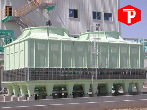 Tháp Giải Nhiệt Vuông TASHIN TSB 500 Phân Phối Chính Hãng Công Ty Trường Phát VINA